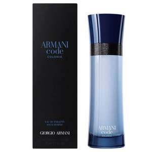 Armani Code Colonia 75 ml woda toaletowa, EDT, perfumy