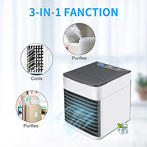 Klimatyzator USB 3w1 - xD