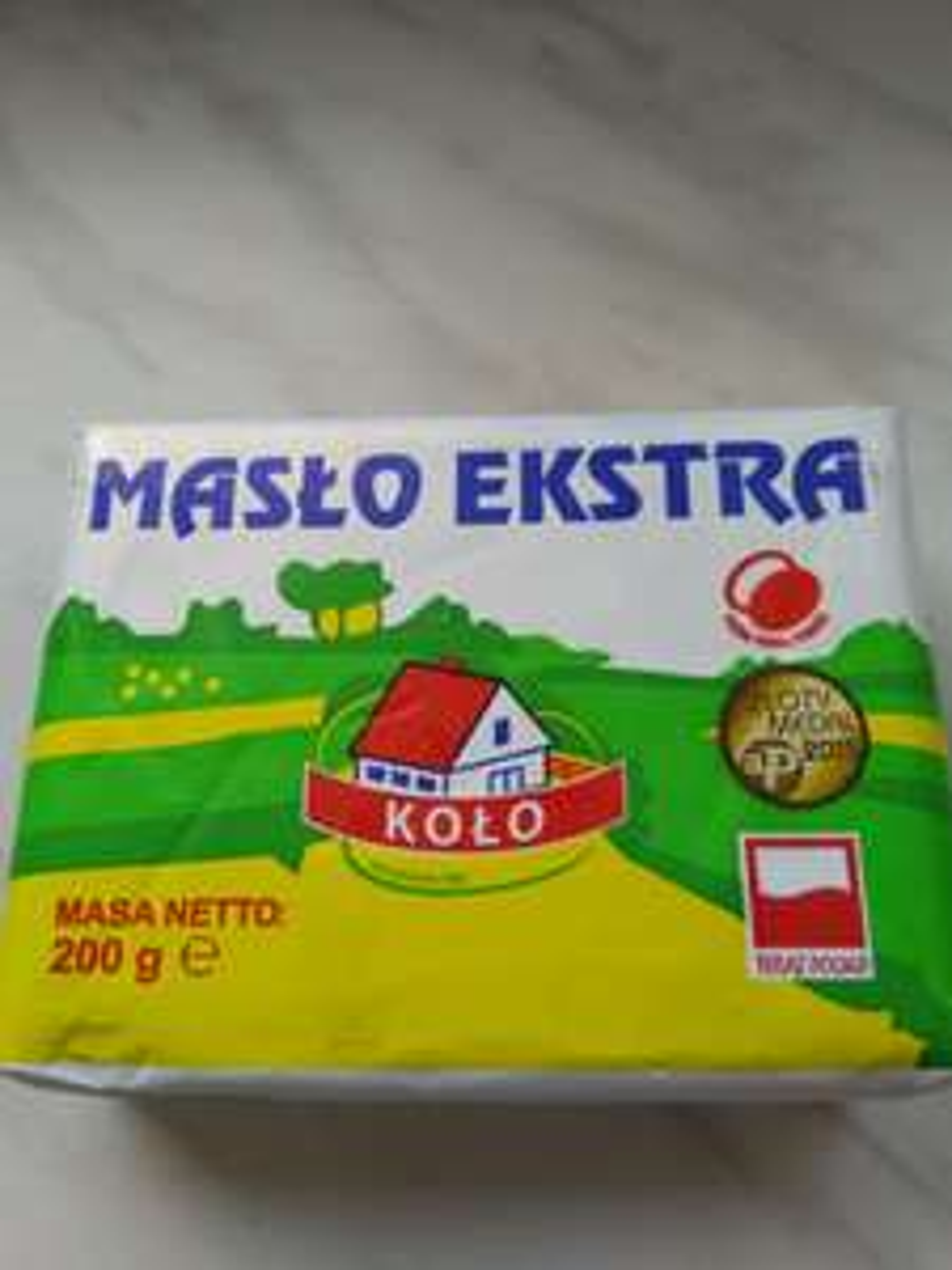 Masło Extra Koło w Dino