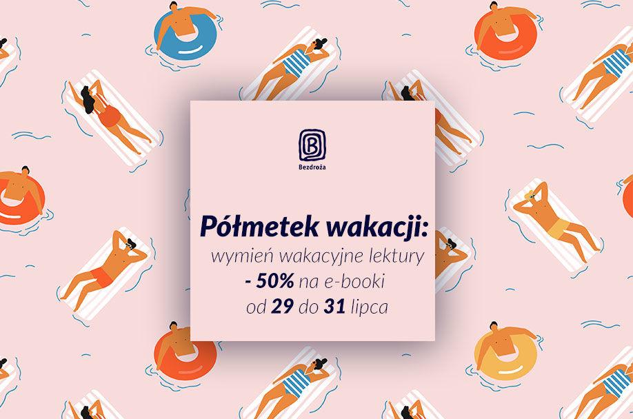 -50% na ebooki podróżnicze, przewodniki, poradniki @ Bezdroża
