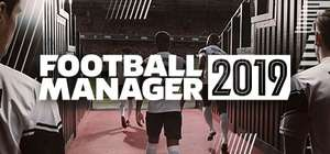 10.01£ Football Manager 2019 @2Game