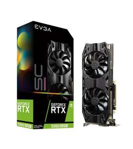 Karta Graficzna EVGA GeForce RTX 2060 SUPER SC ULTRA GAMING, 8GB GDDR6. Amazon.it