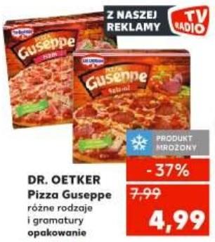 Pizza Guseppe @ Kaufland