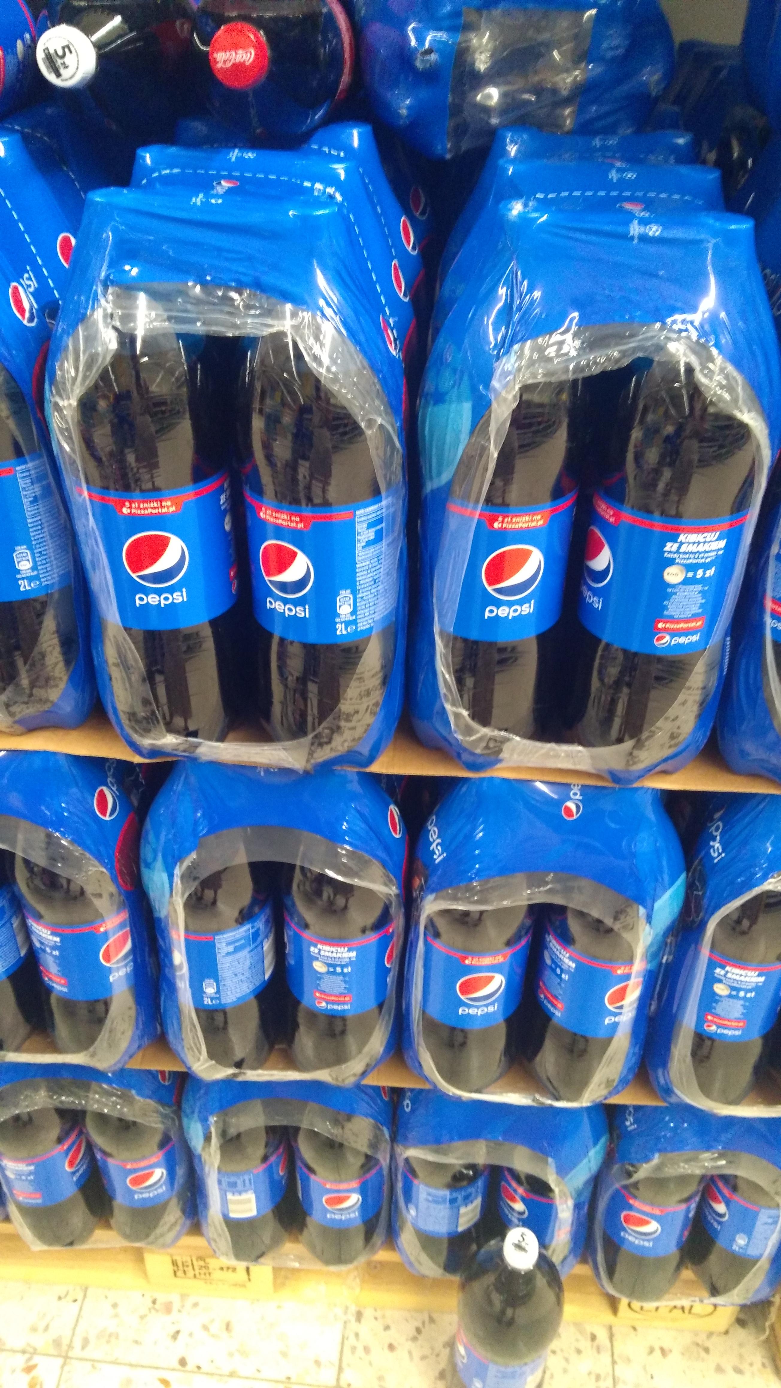 Pepsi 2x2 l Tesco