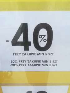 Dodatkowy rabat do - 40% Reserved Factory Outlet Luboń i inne Outlety