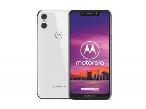 Smartfon Motorola ONE 64GB White w sferis.pl