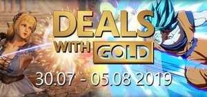 Deals with Gold | 30.07 - 05.08