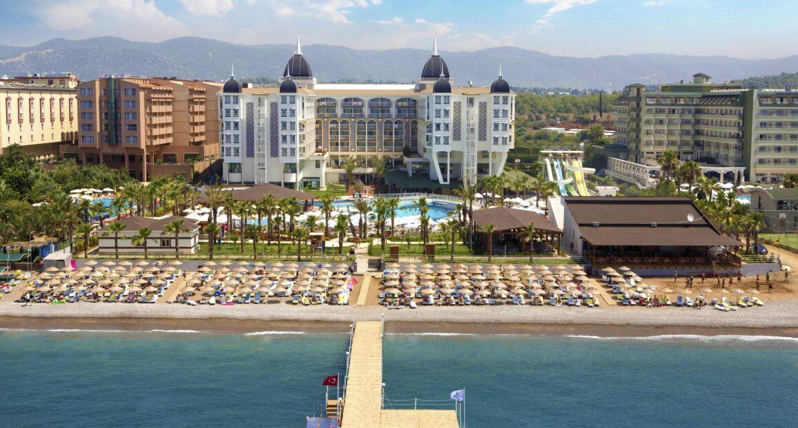 Kirman Hotels Sidera Luxury & Spa 5* All inclusive - Turcja