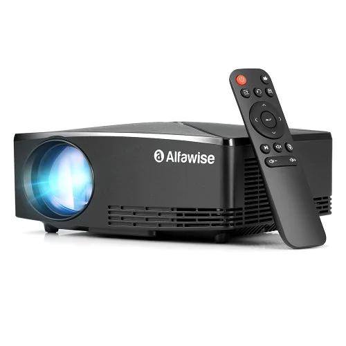 Alfawise A80 - fajny mały projektor z natywnym 1280x720