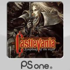 Castlevania: Symphony of the Night - PSX (PS3/PSV/PSP*) w PS Store
