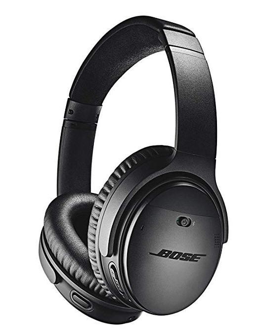 Słuchawki - Bose QuietComfort 35 II