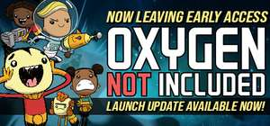 Oxygen Not Included @Steam