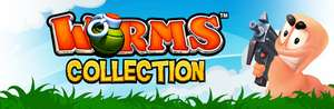Worms Collection [STEAM]