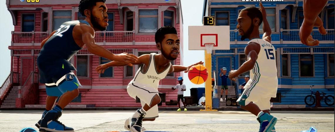 NBA 2K Playgrounds 2 (STEAM)