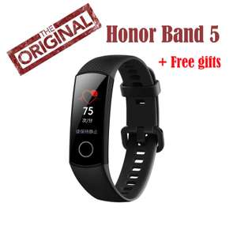 Nowy Huawei Honor Band v.5 + protekcja ekranu