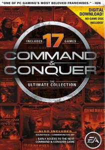 Command & Conquer The Ultimate Collection ( PC )
