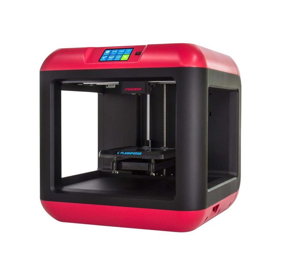 Drukarka 3D FlashForge Finder Desktop WiFi 3D Printer