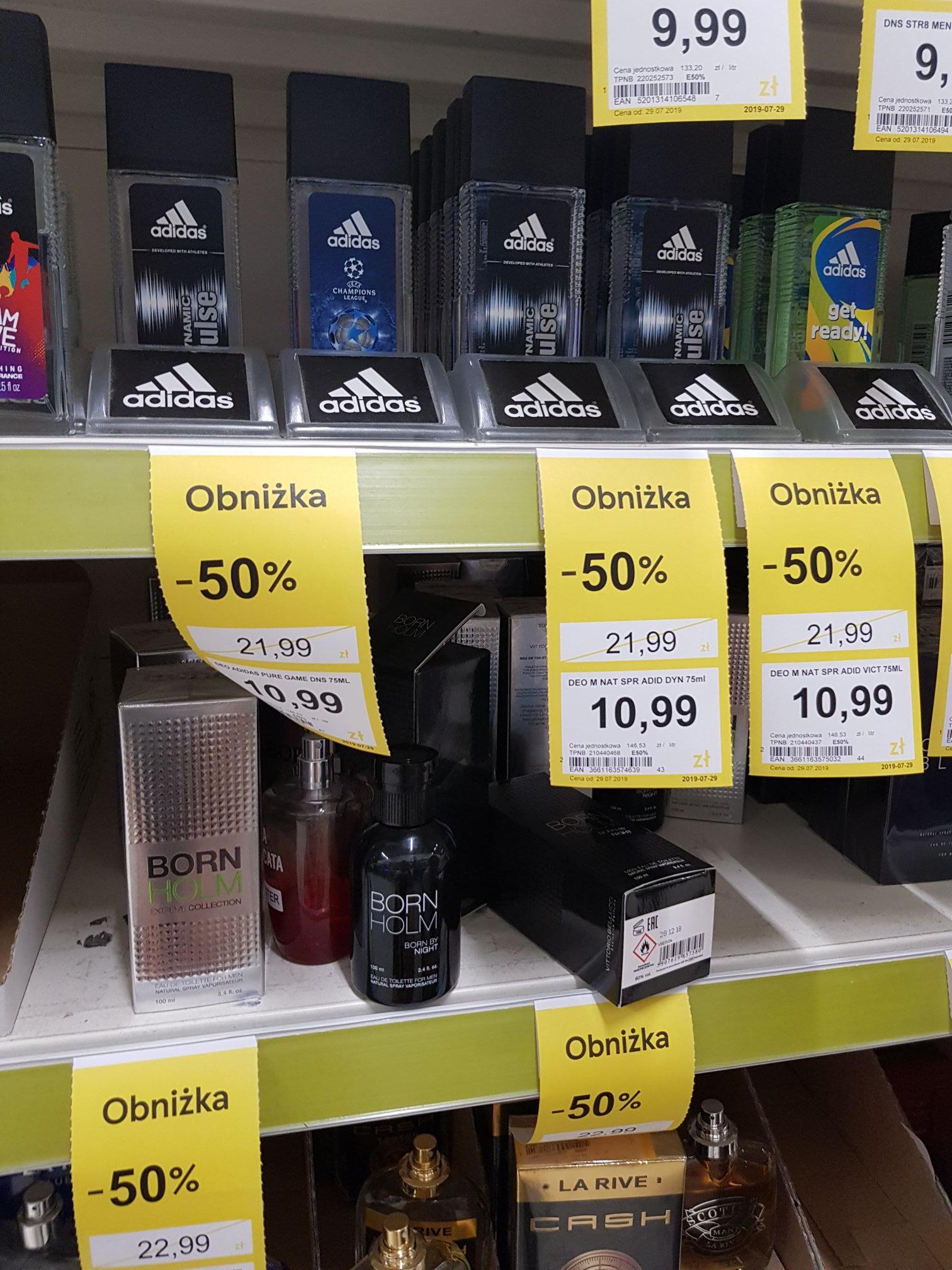 Wielkie promocje kosmetyków - Tesco Górczewska