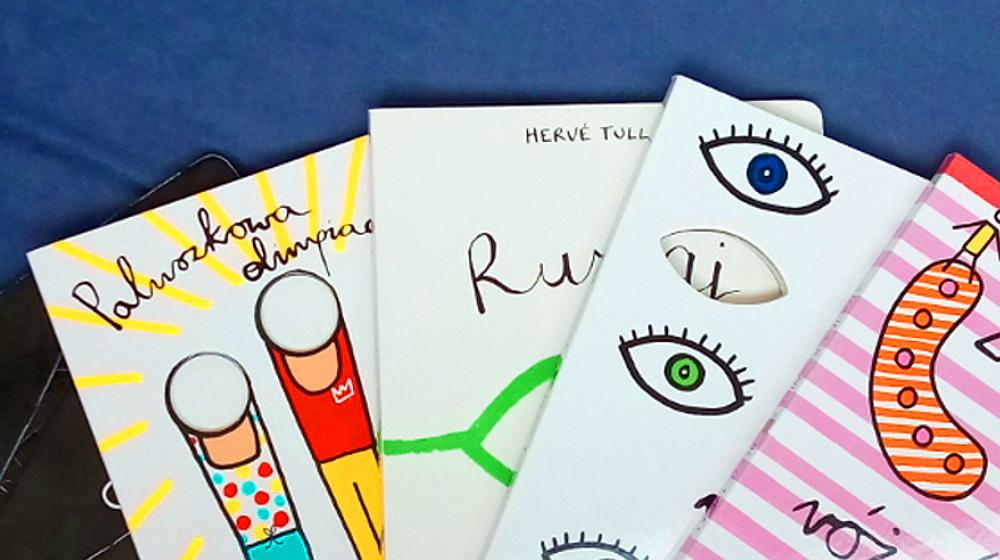 Książki dla dzieci Hevre Tulleta w Świat Książki