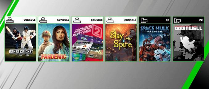 6 nowych gier w usłudze Xbox Game Pass (2 na PC, 4 na konsolę)