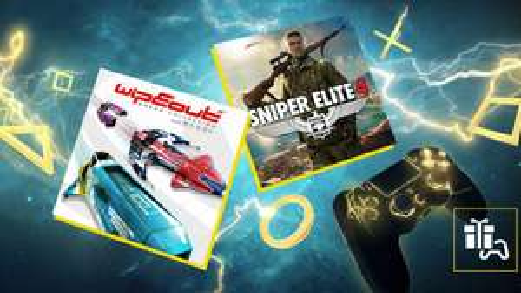 PlayStation Plus - Sierpień 2019