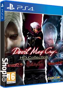 Devil May Cry HD Collection [PS4] w ShopTo