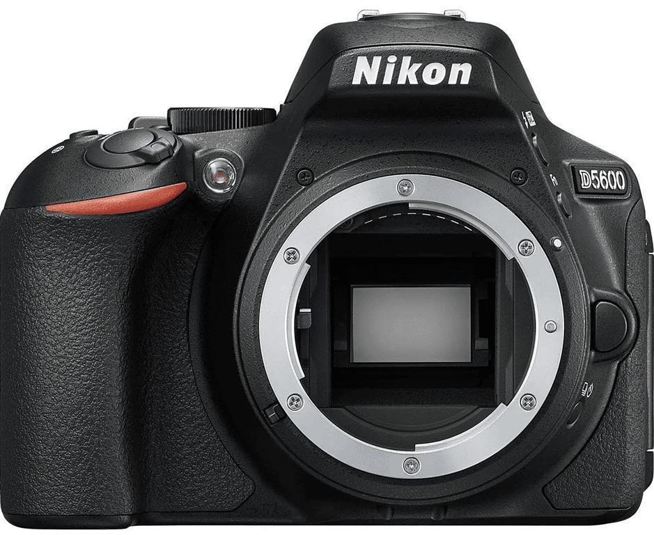 Aparat Nikon D5600 Body  1669 zł  ABFOTO