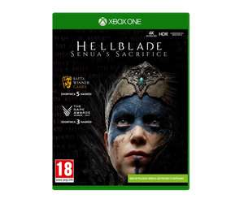Microsoft Hellblade: Senua's Sacrifice