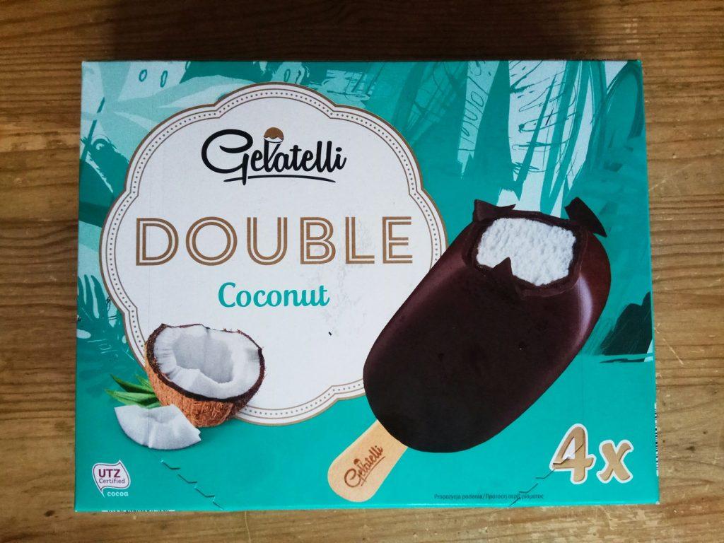 [Lidl] Lody Gelatelli Double Kokos/Masło orzechowe 4szt. za 5,59 (-30%)