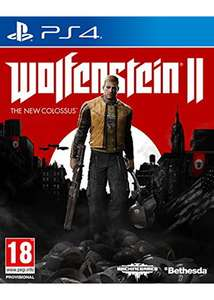 Wolfenstein 2: The New Colossus PS4