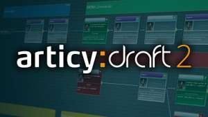 Fanatical Star Deal – articy:draft 2 SE -98%
