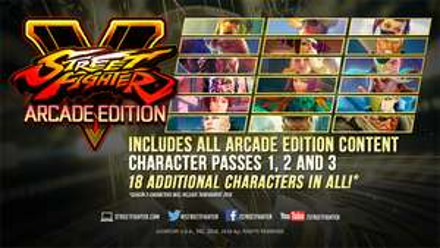 Darmowe 10 dni gry w Street Fighter V na Steamie