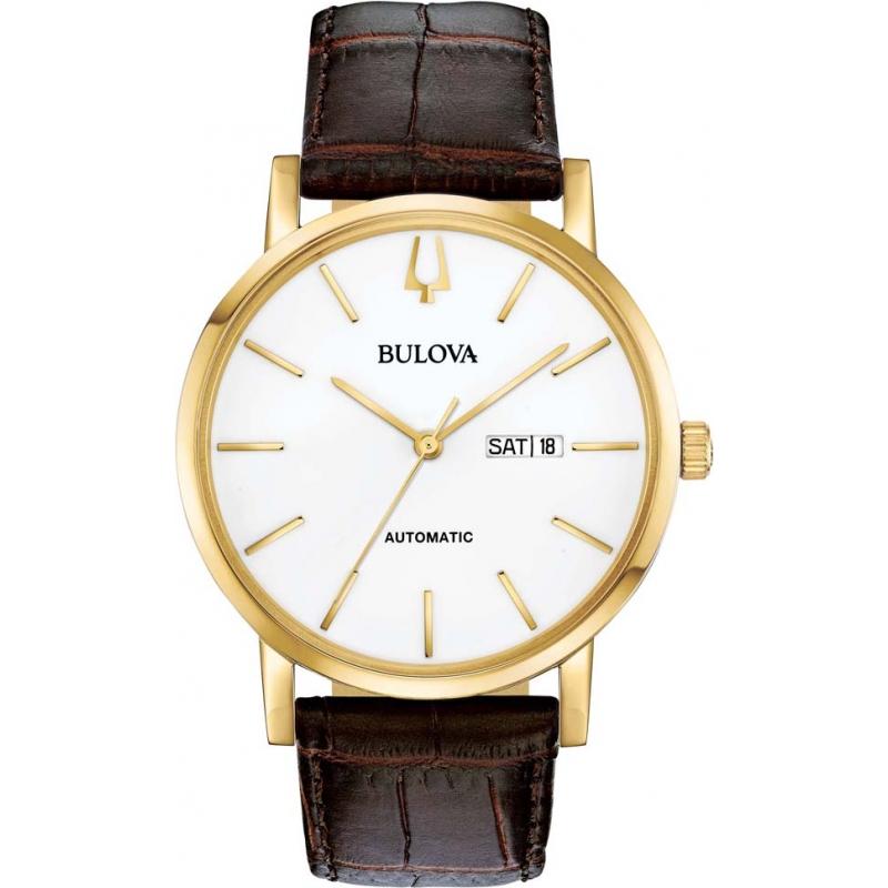 Bulova Męski automatyczny zegarek 97C107