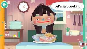 (iOs) Toca Kitchen 2 za darmo (App of the week)