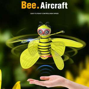 Dron Bee Induction Aircraft Infrared Sensing 8 Mins Fight Time