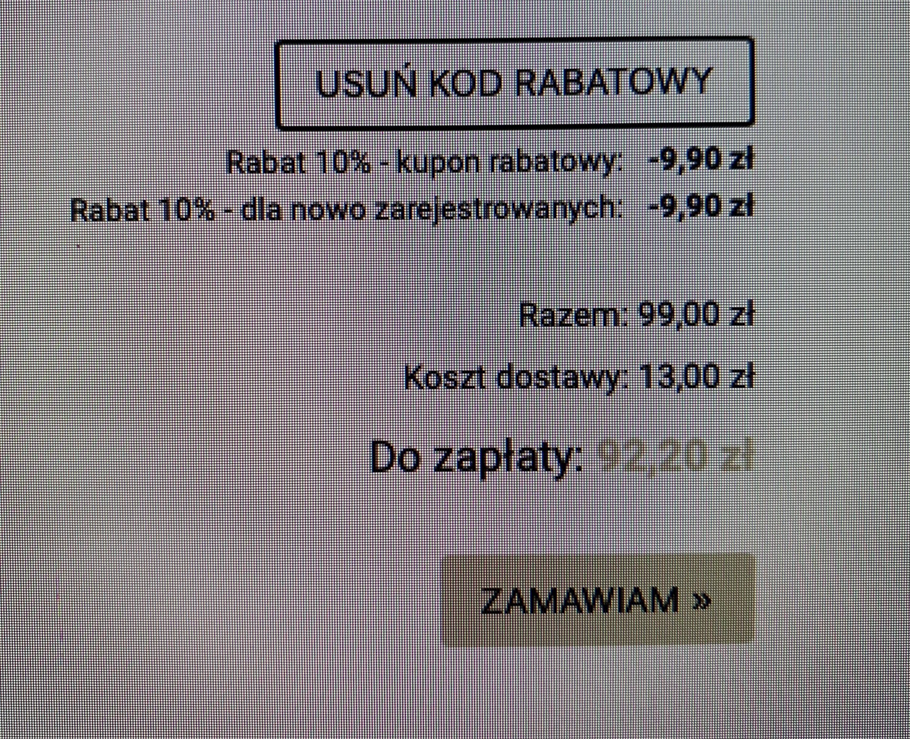 Podwójny rabat w sklepie e-kalorik.pl