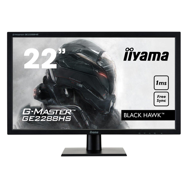 Monitor iiyama G-MASTER Black Hawk GE2288HS w mediamarkt.pl