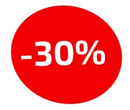 Obniżamy ceny w sklepach stacjonarnych  M&M MOTOCYKLE - 10%, -20%, -30% na zestawy