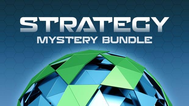 Strategy Mystery Bundle za €5.39 @fanatical