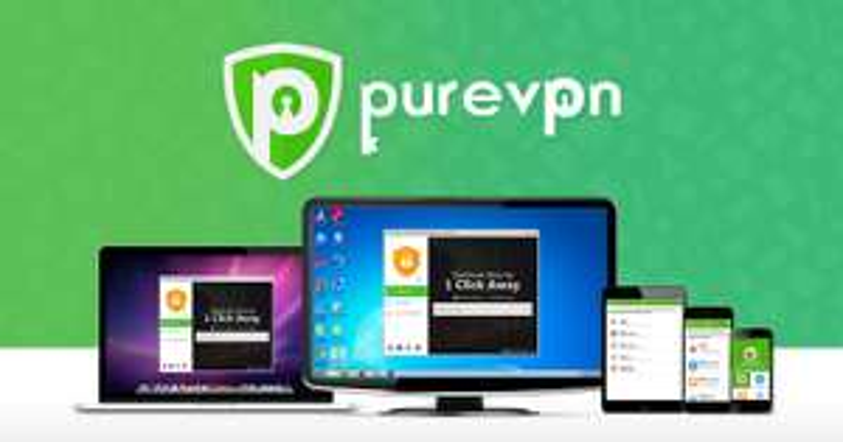 Abonament ( 365 dni ) VPN PureVPN - PC & Mac
