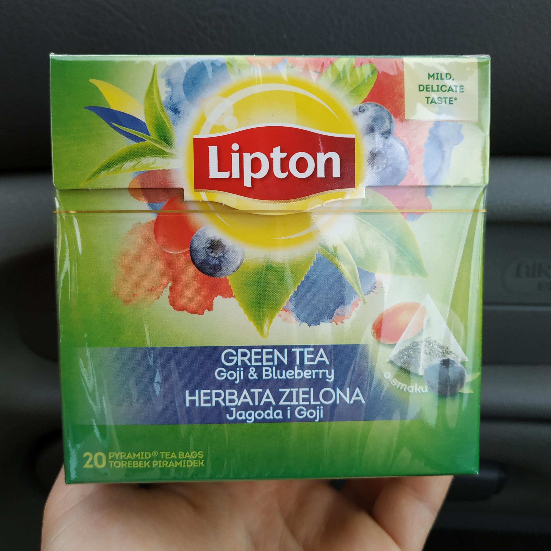 Błąd cenowy Herbata Zielona Lipton TESCO