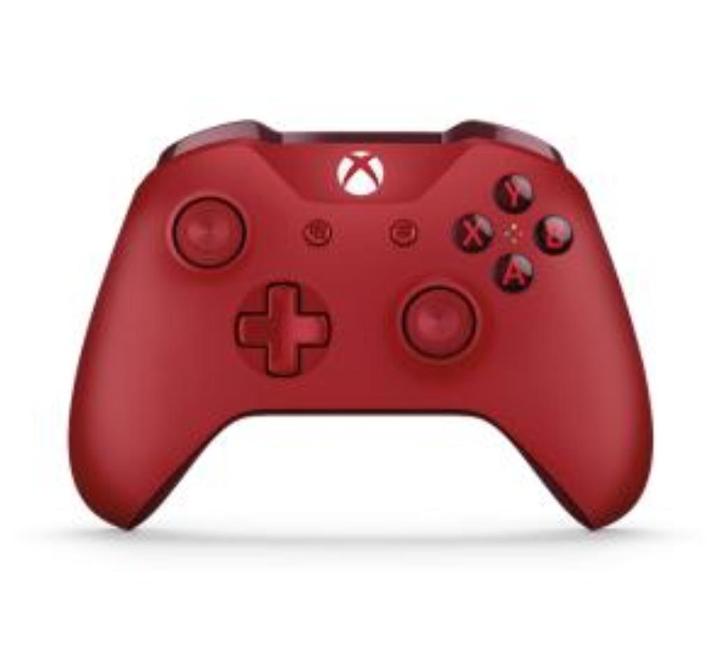 Xbox one pad/kontroler czerwony. Euro rtv agd