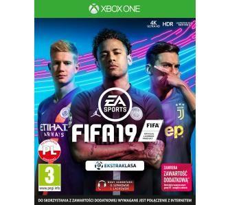 Gra FIFA 19 XBOX, PS4 i PC , odbiór w sklepie 0zł, promocja do g.12 3sierpnia