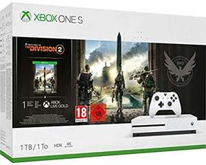 Microsoft Xbox One S + Tom Clancy's The Division 2  1TB