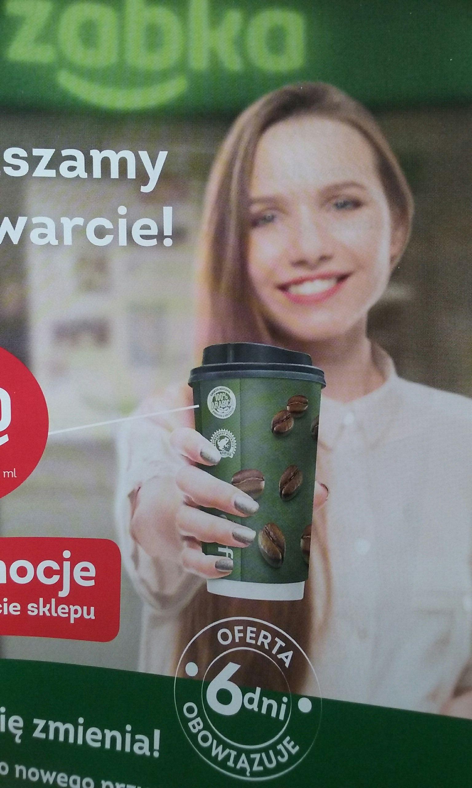 Darmowa kawa na otwarcie Żabki Leżajsk