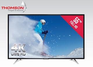 telewizor Thomson FA3203 55 cali (biedronka)