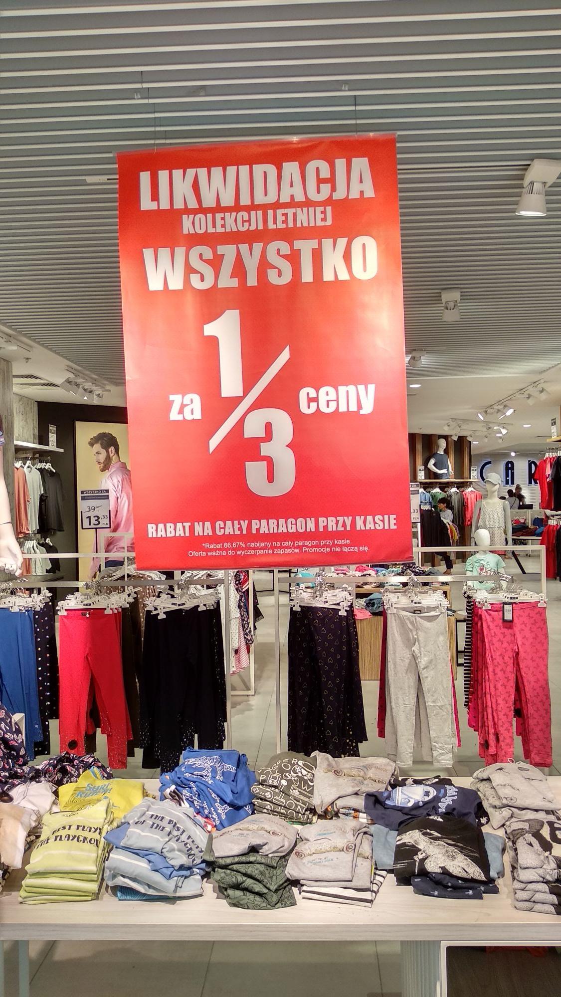 Carry - likwidacja kolekcji letniej -70%