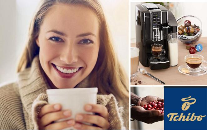 Tchibo -20% [m.in. kawy, kapsułki] na cały asortyment w sklepach stacjonarnych
