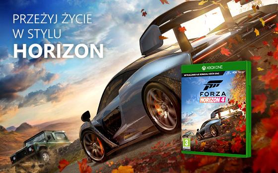 Forza Horizon 4 w RTV EURO AGD