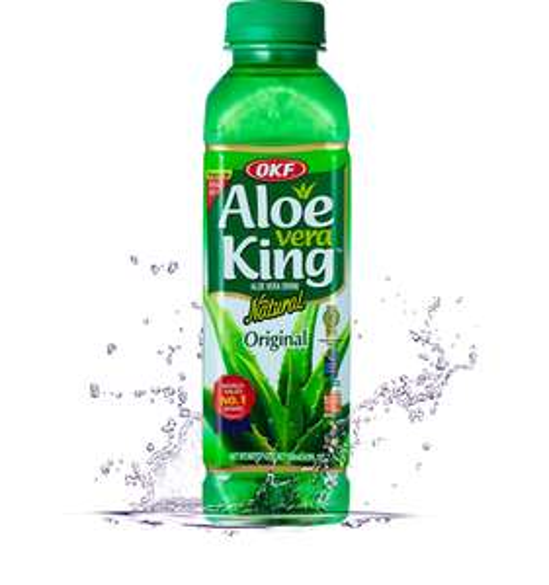 OKF 1,5l Aloe Vera King napój aloesowy @ bdsklep